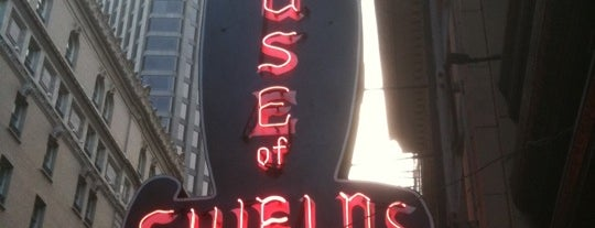House of Shields is one of SOMA dinner/drinks.