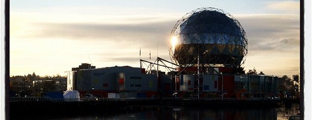 Science World at TELUS World of Science is one of The best spots in Vancouver, BC! #4sqCities.