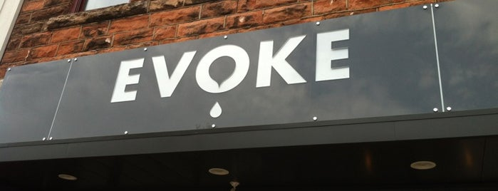 Cafe Evoke is one of Coffee to Drink in North America (E).