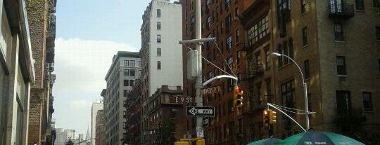 Greenwich Village is one of 3 Days in NYC.