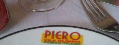 Piero - Cozinha Italiana is one of Italiani.