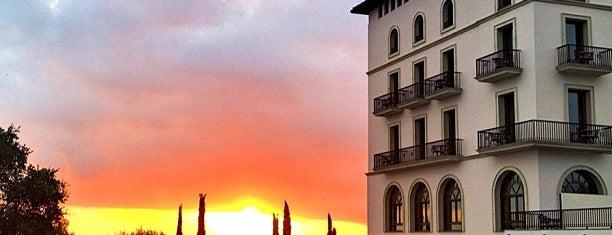 Gran Hotel La Florida Barcelona is one of Mis hoteles favoritos.