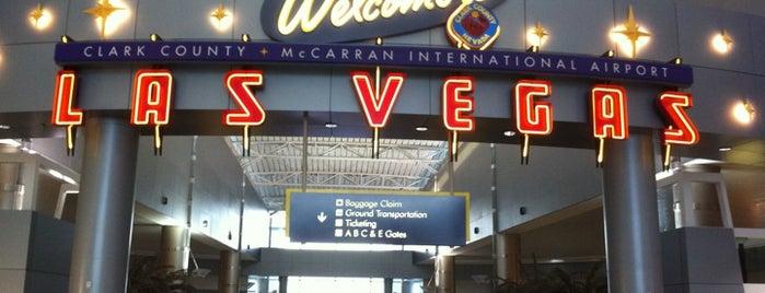 McCarran International Airport (LAS) is one of Free WiFi Airports.