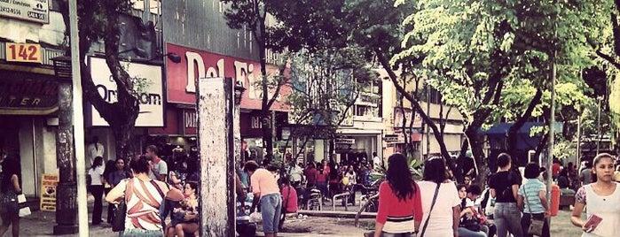 Calçadão de Campo Grande is one of Ruas e Cidades.
