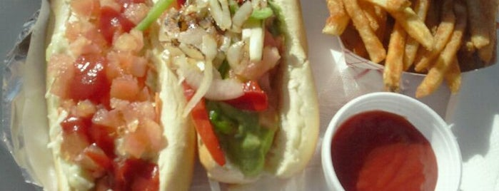 Pink's Hot Dogs is one of Favorite Food - LA.