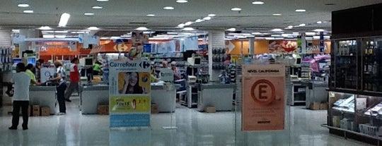 Carrefour is one of Kit de Sobrevivência.