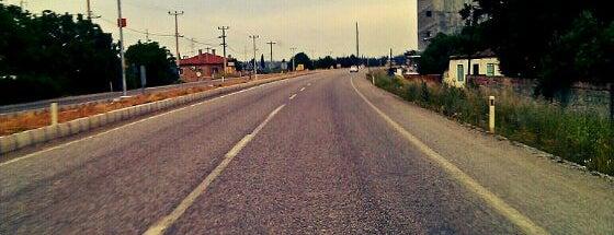İzmir - Çanakkale Yolu is one of İzmir - Çanakkale Yolu (D550) [E87].