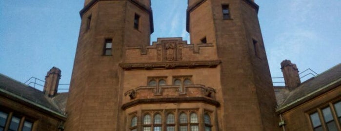 Yale University is one of College Love - Which will we visit Fall 2012.
