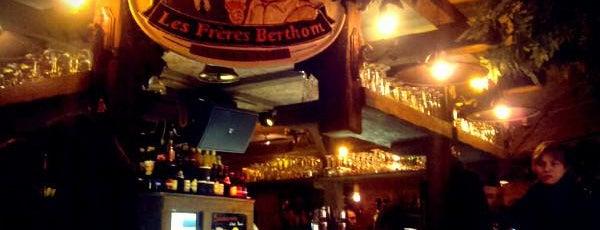 Les BerThoM is one of Bars & Nightclubs #Strasbourg.