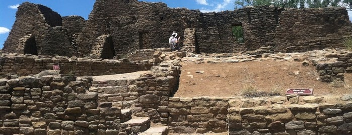 Aztec Ruins National Monument is one of The Great Outdoors.