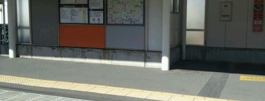 Wakabayashi Station (SG03) is one of 東急世田谷線.