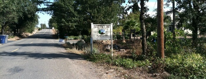 Battaglini Winery is one of Wine Road Picnicking- al Fresco Perfetto!.