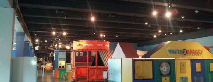 Museum of Discovery and Science is one of Best of Greater Fort Lauderdale.