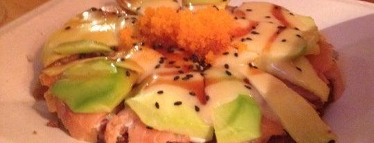 Sushi Market is one of Favorite Sushi Bars.