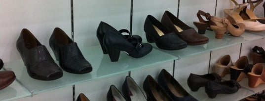 Clarks is one of Island Plaza.