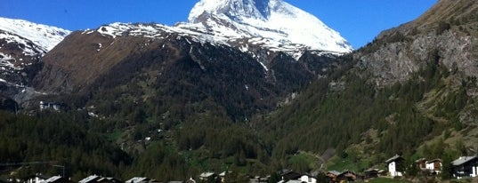 Zermatt is one of My Switzerland Trip'11.