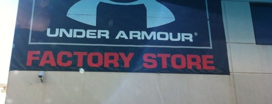 Under Armour Factory House is one of The 15 Best Places for Discounts in Baltimore.