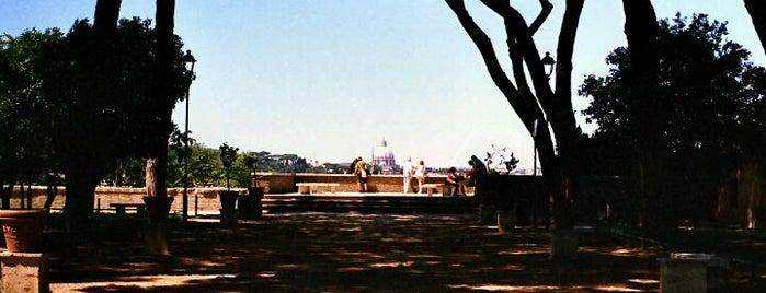 Giardino degli Aranci is one of 101 cose da fare a Roma almeno 1 volta nella vita.