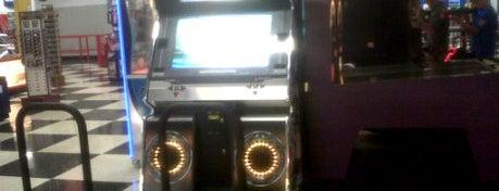 NASCAR SpeedPark is one of Arcades.