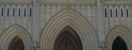 Catedral de María Inmaculada de Vitoria (Catedral Nueva) is one of Catedrales de España / Cathedrals of Spain.