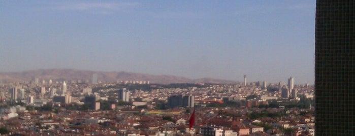 Bahçelievler is one of Özledikçe gideyim - Ankara.