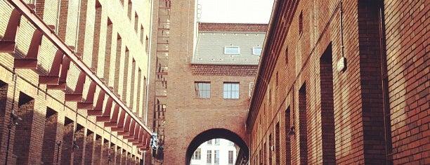 Umspannwerk Kreuzberg is one of Veranstaltungsorte Berlin.