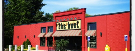The Hoot is one of Best of Connecticut Statewide Travels.