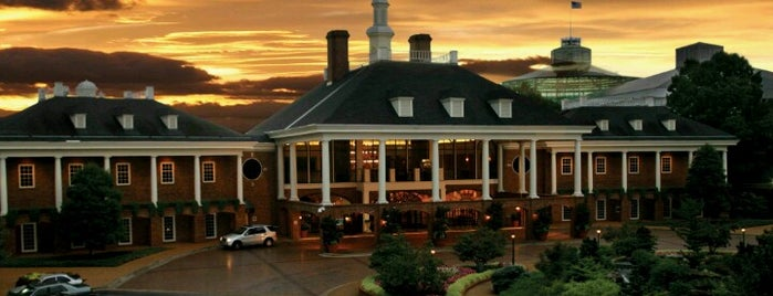 Gaylord Opryland Resort & Convention Center is one of To Do: Nashville.