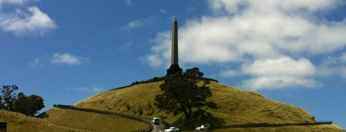 One Tree Hill Domain is one of Auckland.