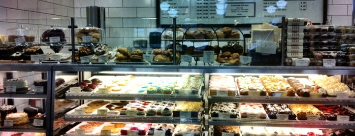 Crumbs Bake Shop is one of Living New York.