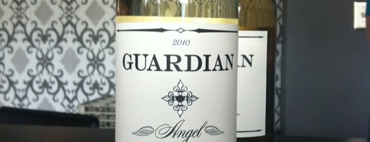 Guardian Cellars is one of Woodinville Wineries.