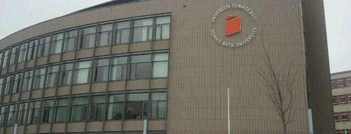 Knihovna UTB U13 is one of The best venue of Zlin #4sqCities.