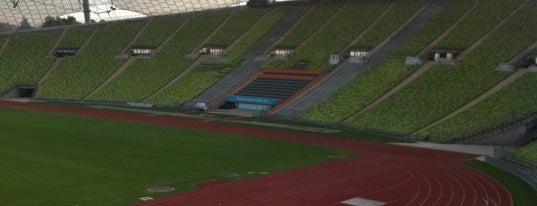 Olympic Stadium is one of Best Stadiums.