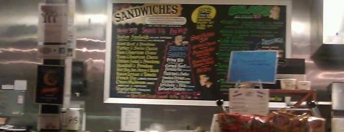 Snarf's Sandwiches is one of Denver Cheesecation.