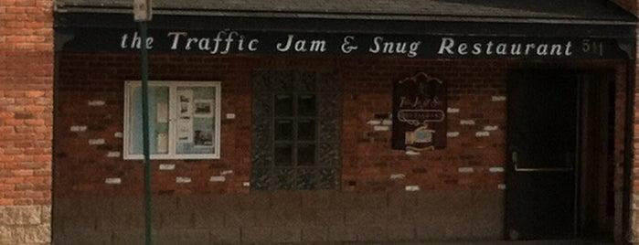 Traffic Jam & Snug is one of Michigan Breweries.