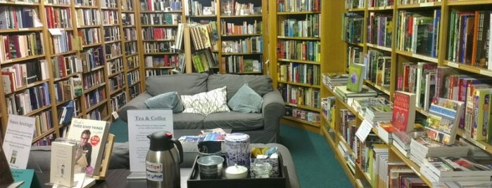 Bookends is one of Guardian Recommended Independent Bookshops.