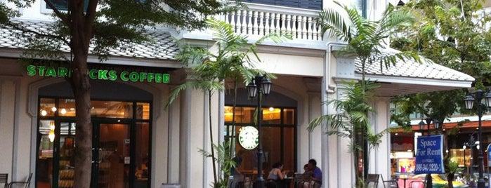 Starbucks is one of Bangkok, Thailand.