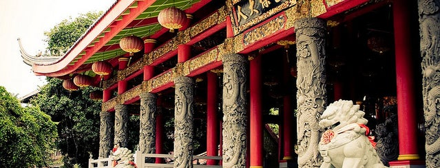 Sam Poo Kong Temple (Zheng He Temple) is one of Semarang.