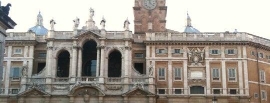 Basilica di Santa Maria Maggiore is one of La Dolce Vita - Roma #4sqcities.