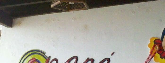 Opará Bar e Restaurante,  Gaibu is one of nicole.