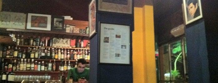 Ossip is one of Porto Alegre's Nightlife.