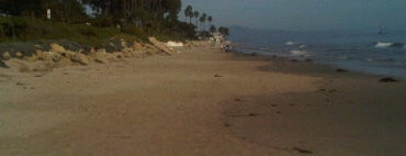 Butterfly Beach is one of Beach Bouncing in So Cal.