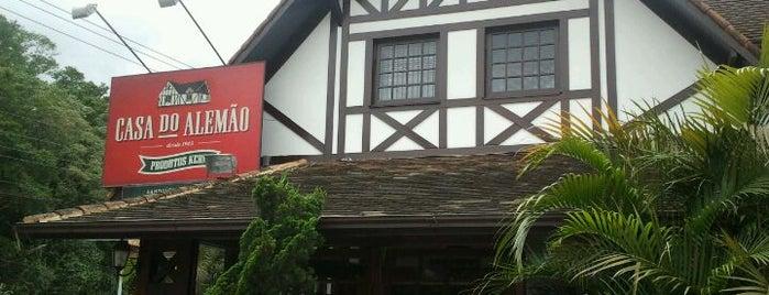 Casa do Alemão is one of Turistando.