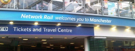 Manchester Piccadilly Railway Station (MAN) is one of Railway Stations in UK.