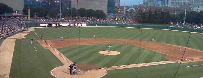 Victory Field is one of The Best Places in Indianapolis - #VisitUs.