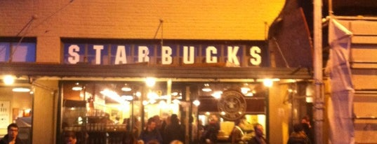 Starbucks is one of Seattleite Badge.