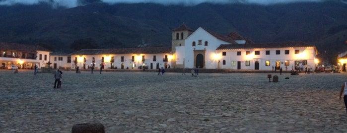 Plaza Mayor de Villa de Leyva is one of Lugares en Colombia!!!! :D.