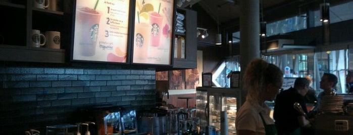 Starbucks is one of Good coffee.