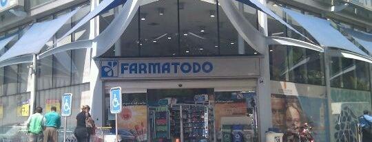 Farmatodo is one of Farmatodo en Caracas.