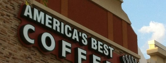America's Best Coffee is one of Guide to Mansfield's best spots.